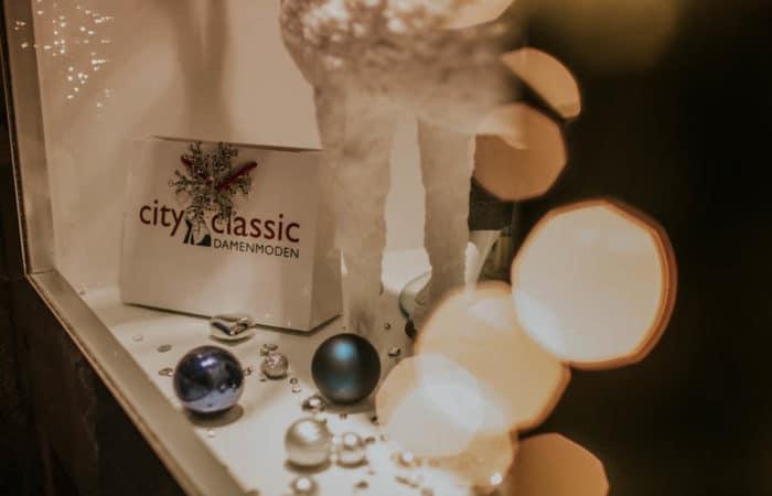 City Classic Auslage